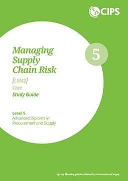 L5M2 Managing Supply Chain Risk (CORE) - Study Guide