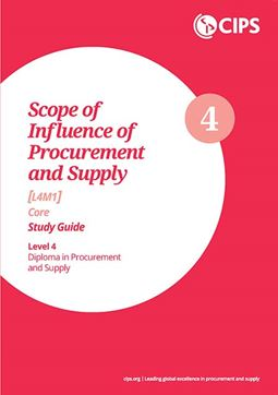 L4M1 Scope and Influence of Procurement and Supply (CORE) - Study Guide