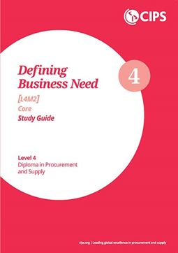 L4M2 Defining Business Need (CORE) - Study Guide