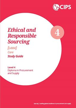 L4M4 Ethical and Responsible Sourcing (CORE) - Study Guide