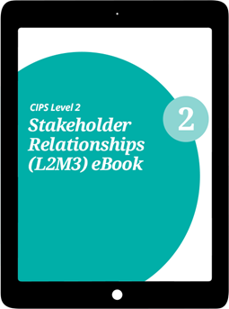L2M3 Stakeholder Relationships (CORE) Study Guide - eBook