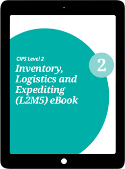 L2M5 Inventory, Logistics and Expediting (CORE) Study Guide - eBook