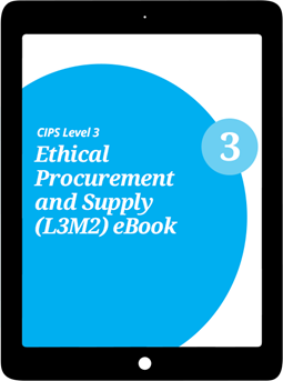 L3M2 Ethical Procurement and Supply (CORE) Study Guide - eBook