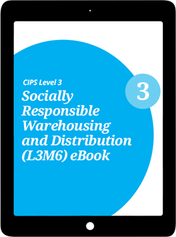 L3M6 Socially Responsible Warehousing and Distribution (ELECTIVE) - eBook