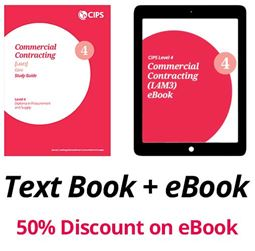 L4M3 Commercial Contracting (CORE) Study Guide and eBook