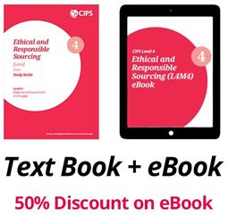 L4M4 Ethical and Responsible Sourcing (CORE) Study Guide and eBook