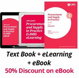L4M8 Procurement and Supply in Practice (CORE) - Study Guide, eBook and eLearning
