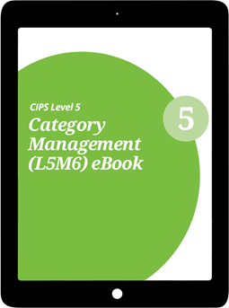 L5M6 Category Management (ELECTIVE) - eBook