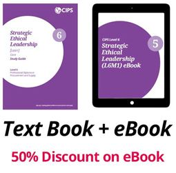 L6M1 Strategic Ethical Leadership (CORE) Study Guide and eBook