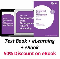 L6M7 Commercial Data Management (ELECTIVE) - Study Guide, eBook and eLearning