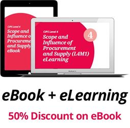 L4M1 Scope and Influence of Procurement and Supply (CORE) - eBook and eLearning