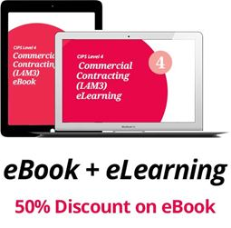 L4M3 Commercial Contracting (CORE) - eBook and eLearning