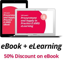 L4M8 Procurement and Supply in Practice (CORE) - eBook and eLearning