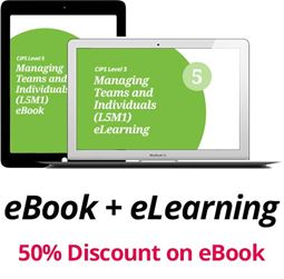 L5M1 Managing Teams and Individuals (CORE) - eBook and eLearning