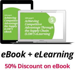 L5M7 Achieving Competitive Advantage Through the Supply Chain (ELECTIVE) - eBook and eLearning