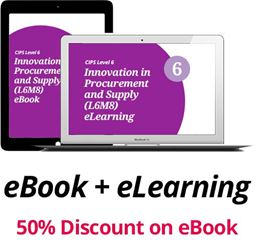 L6M8 Innovation in Procurement and Supply (ELECTIVE) - eBook and eLearning