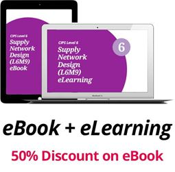 L6M9 Supply Network Design (ELECTIVE) - eBook and eLearning