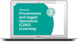 L2M2 Procurement and Supply Operations (CORE) - eLearning