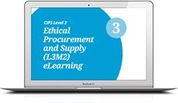 L3M2 Ethical Procurement and Supply (CORE) - eLearning