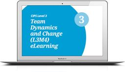 L3M4 Team Dynamics and Change (CORE) - eLearning