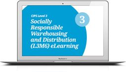 L3M6 Socially Responsible Warehousing and Distribution (ELECTIVE) - eLearning