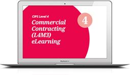 L4M3 Commercial Contracting (CORE) - eLearning