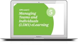 L5M1 Managing Teams and Individuals (CORE) - eLearning