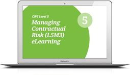 L5M3 Managing Contractual Risk (CORE) - eLearning