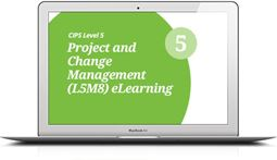L5M8 Project and Change Management (ELECTIVE) - eLearning