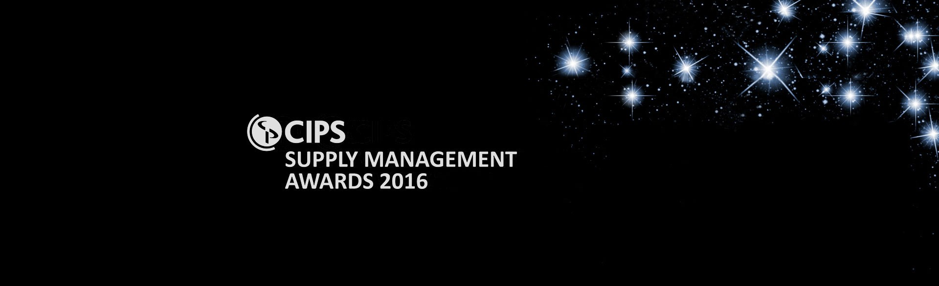CIPS Supply Management Awards 2016