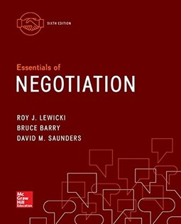 Essentials of negotiation 6/e