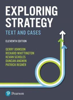 Exploring Strategy: Texts and Cases