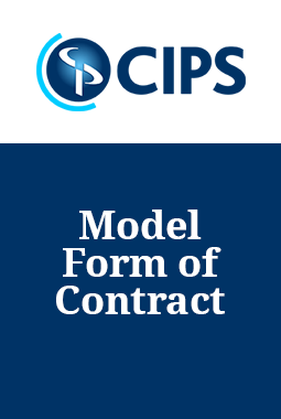 Model Form of Contract for Software Development