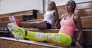 Nike hopes its new supply chain model with Apollo will revolutionise apparel manufacturing in the Americas ©Nike