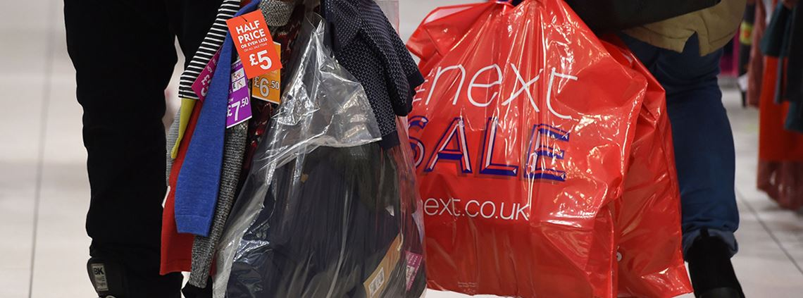The retailer said it expected price increases of up to 5% because of the devaluation of the pound ©Press Association Images