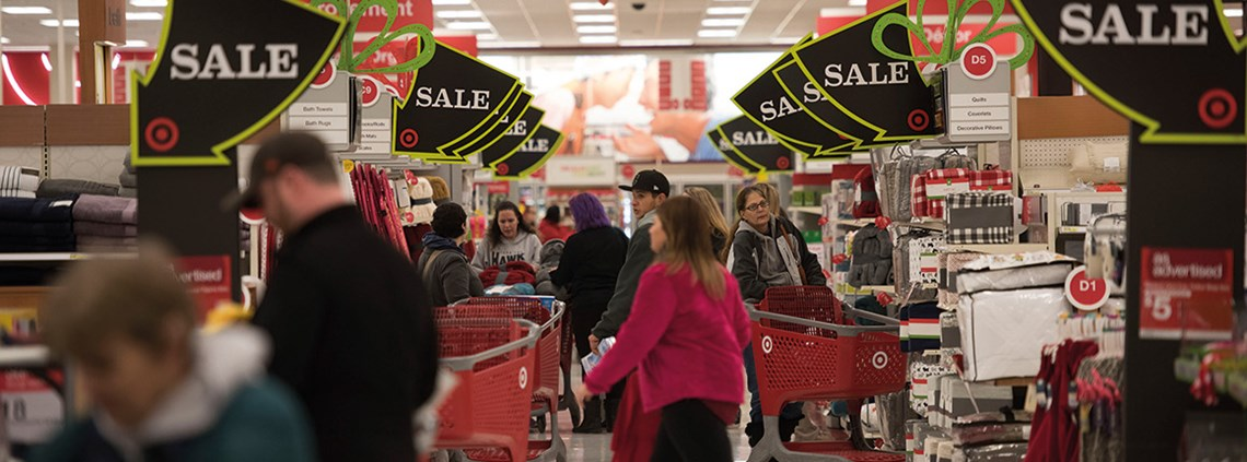 A data breach via one of Target's suppliers exposed 40m customer debit and credit card details