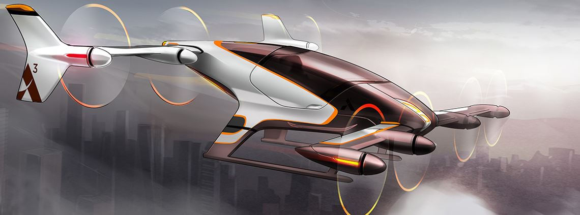 Flight tests of the first vehicle prototype are expected to take place before the end of the year ©Airbus S.A.S