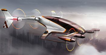 Flight tests of the first vehicle prototype are expected to take place before the end of year ©Airbus S.A.S