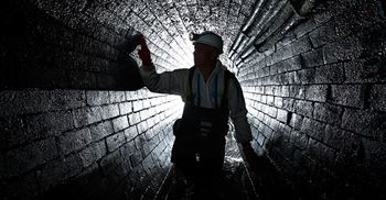 When it rains more than 39.5m cubic metres of sewage is discharged from London's Victorian structures into the River Thames ©PA Images