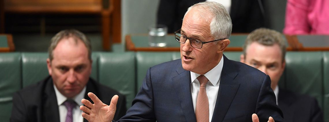 Malcolm Turnbull will scrap the Life Gold Pass with no phase-out period © AAP/PA images