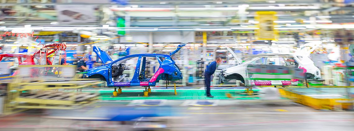 Toyota's investment signals a vote of confidence in Britain's auto sector © Toyota