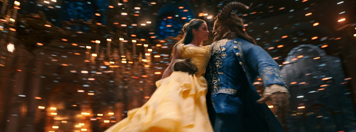 Disney's new blockbuster Beauty and the Beast cost $160m to make, but has already earned $350m in global ticket sales © 2016 Disney Enterprises inc.