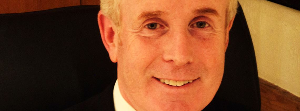Gerry Walsh was procurement director for the London Olympics