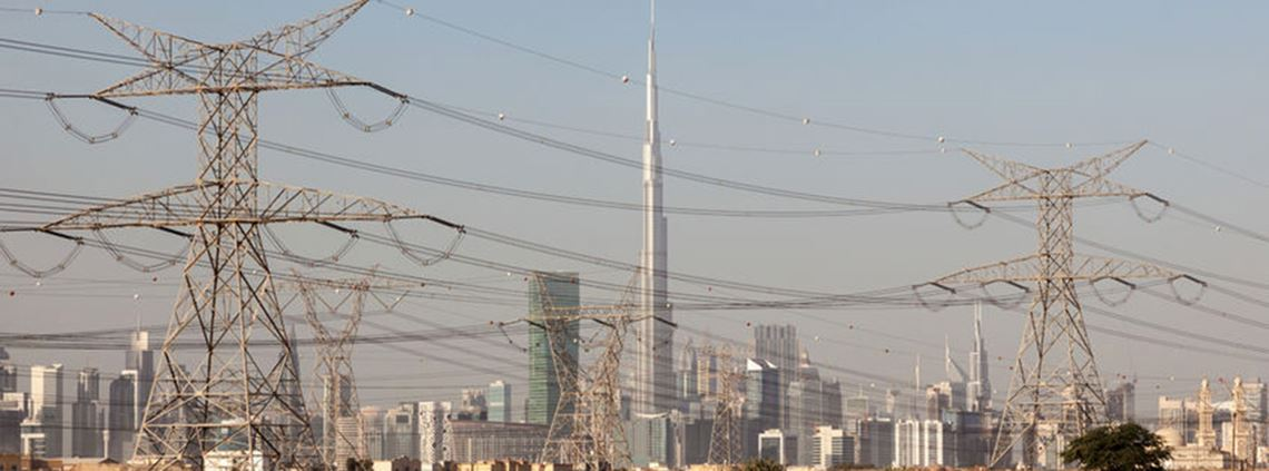 Greater demands will be placed electricity generation in the MENA region in the future © 123RF