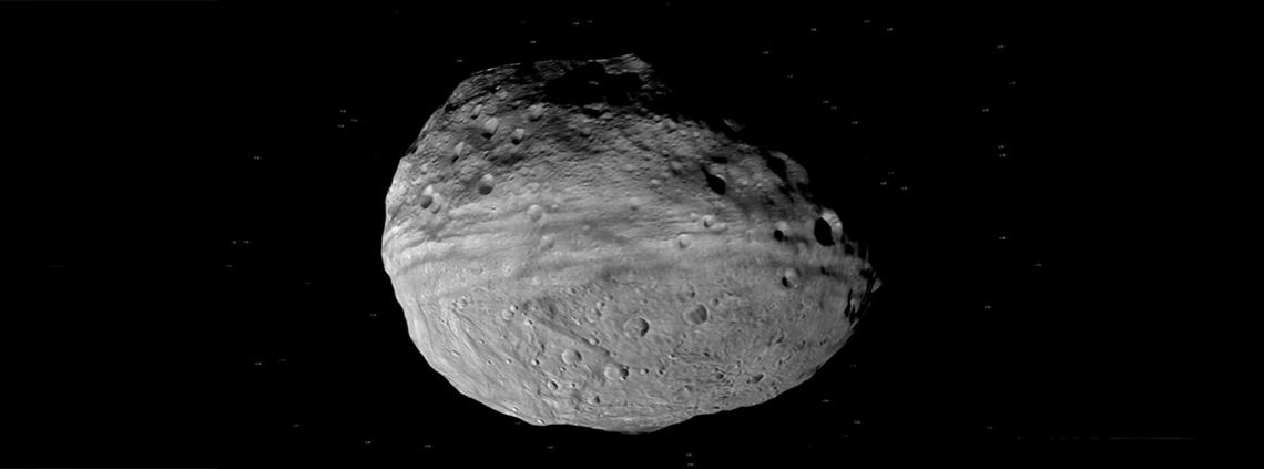 Asteroids could be a lucrative source of water and minerals including platinum ©NASA/JPL-Caltech