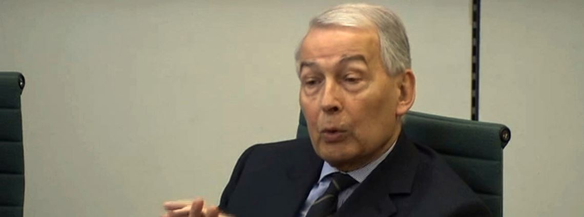 Frank Field MP said there was a shocking lack of awareness and co-ordination in front line services ©PA Images