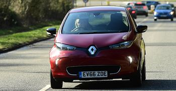 New tax laws will likely be set to encourage low-emission vehicles, such as the all-electric Renault Zoe, which now has an official range of 250 miles on one charge