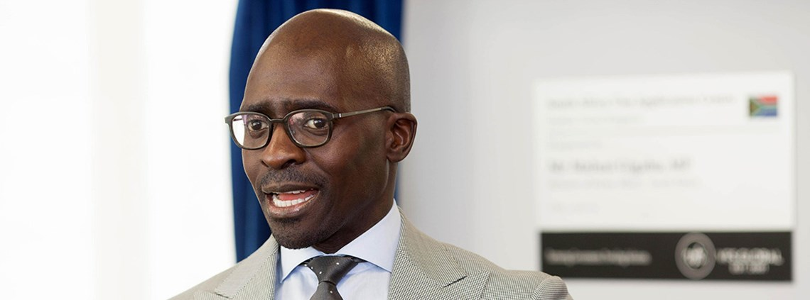 Government procurement has been fragmented, said finance minister Malusi Gigaba © PA Images