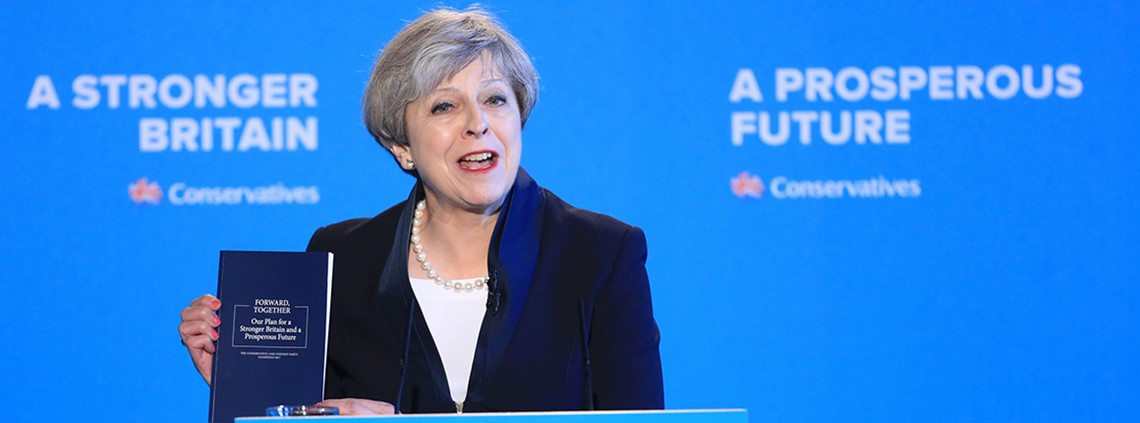 Prime minister Theresa May will seek to replicate existing EU free trade agreements ©PA Images