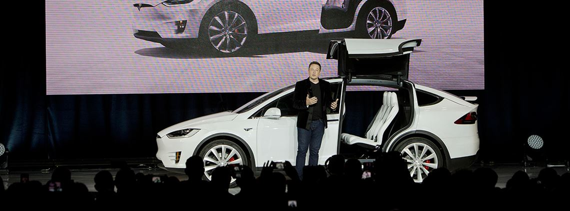 Tesla CEO Elon Musk said Indian suppliers wouldn't be able to support the firm ©PA Images